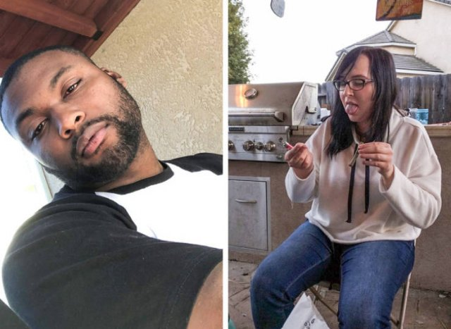 How Men Take Photos Of Women Vs How Women Take Photos Of Men