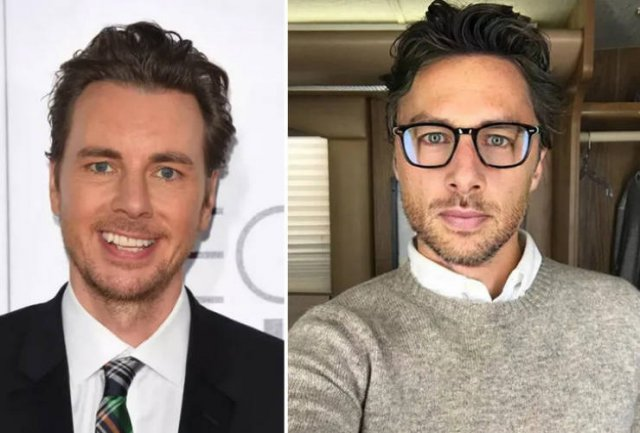 Celebrities Who Look Very Similar