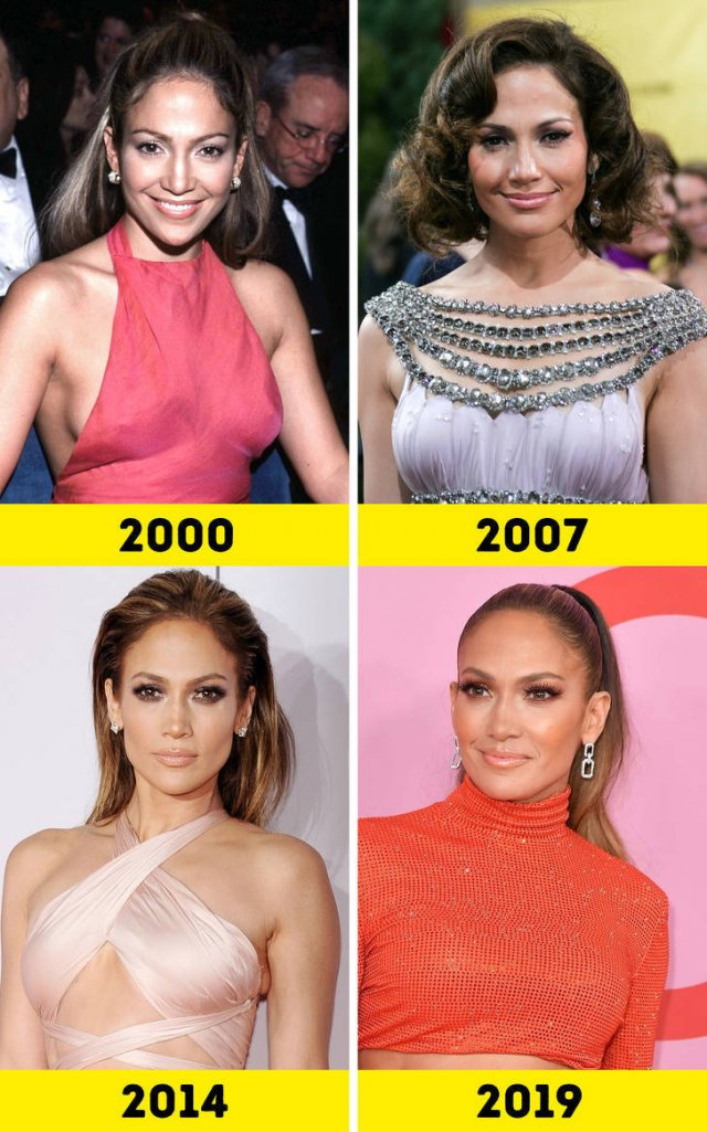 Female Singers Then And Now
