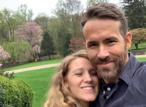For Blake Lively's Birthday, Husband Ryan Reynolds Trolled Her By Posting Bad Pictures Of Her