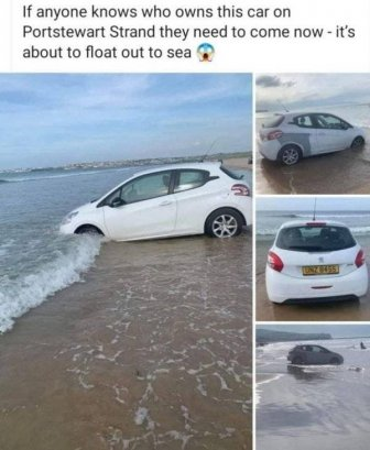 Cars Have Bad Days Too