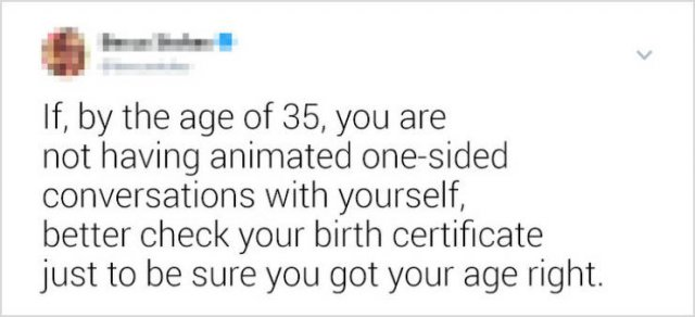 By The Age Of 35, Every Woman…