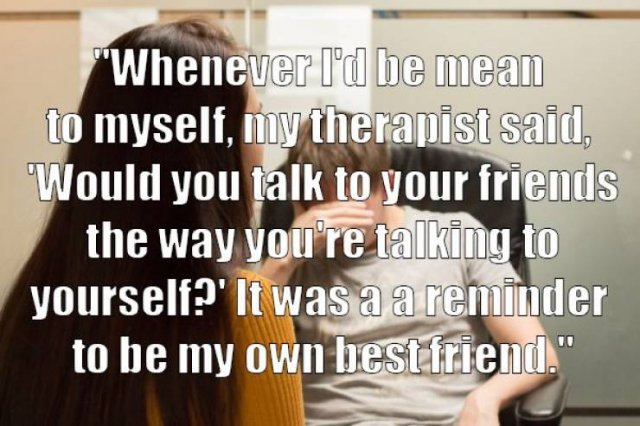 The Best Advices From The Therapists