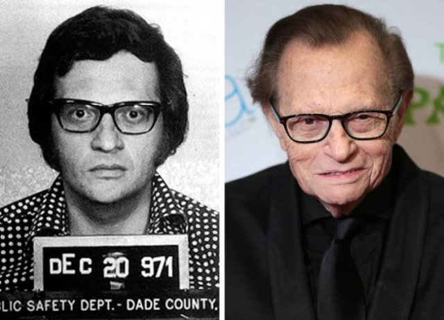 TV Show Hosts Then And Now