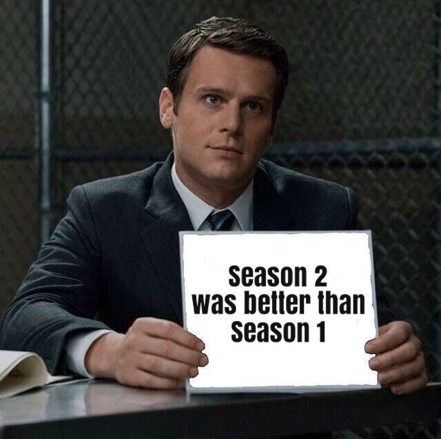 Mindhunter Season 2 Memes