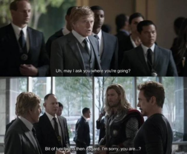 What You Could Miss In Marvel Movies