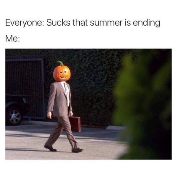 Fall Memes