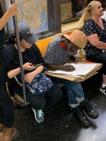 Good People Are Around Us