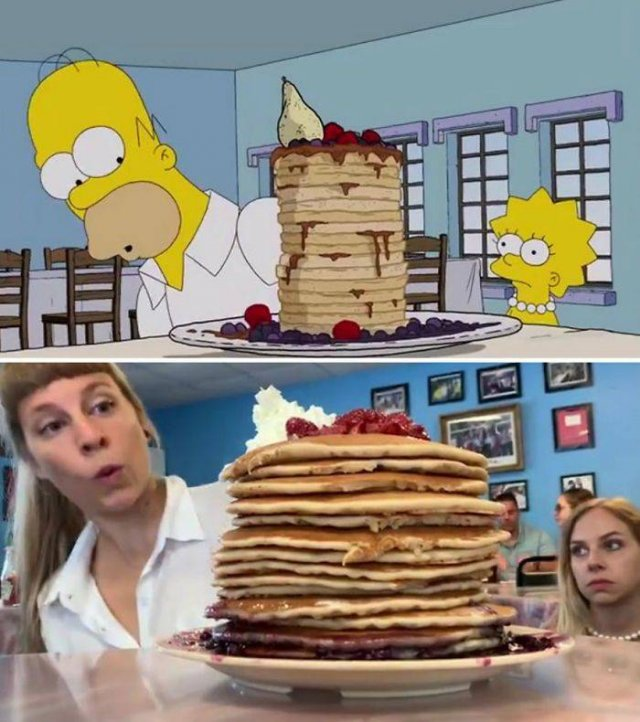 "Two Swiss Tourist Girls Recreate ""The Simpsons"" Scenes In New Orleans"