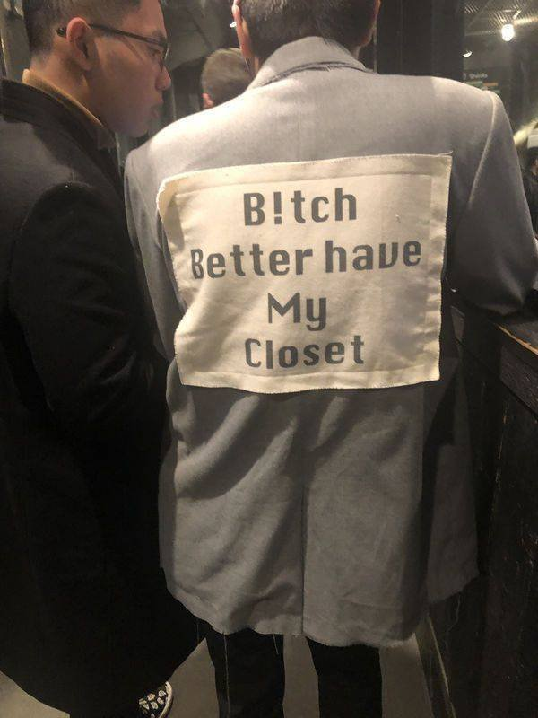 Bad Fashion, part 2