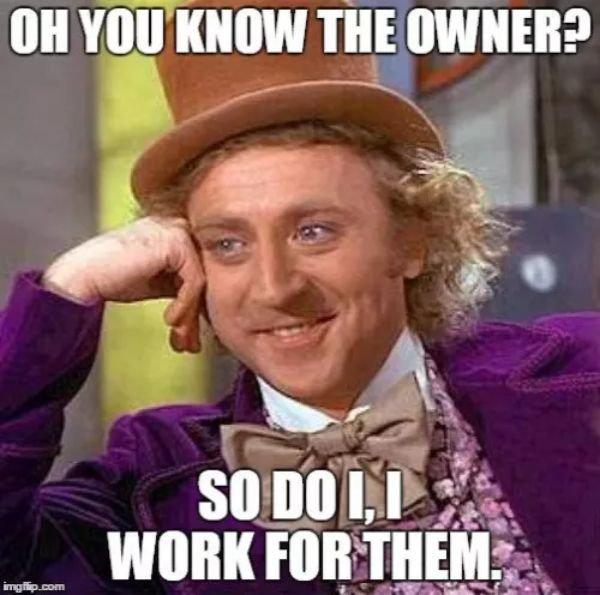 Restaurant Worker Memes