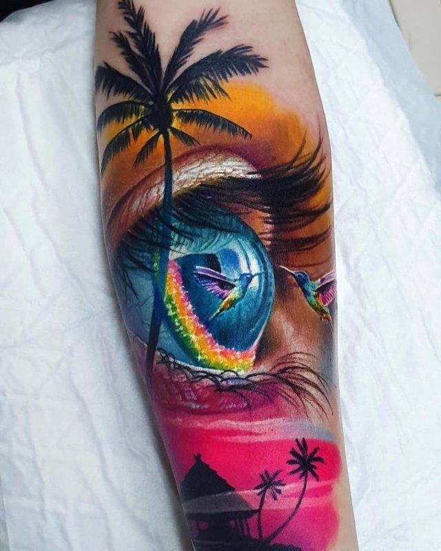 Realistic Tattoos, part 2