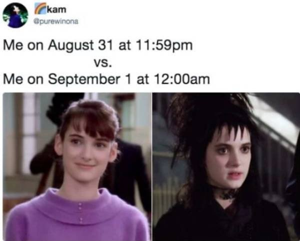 It's A Perfect Time For These Fall Memes