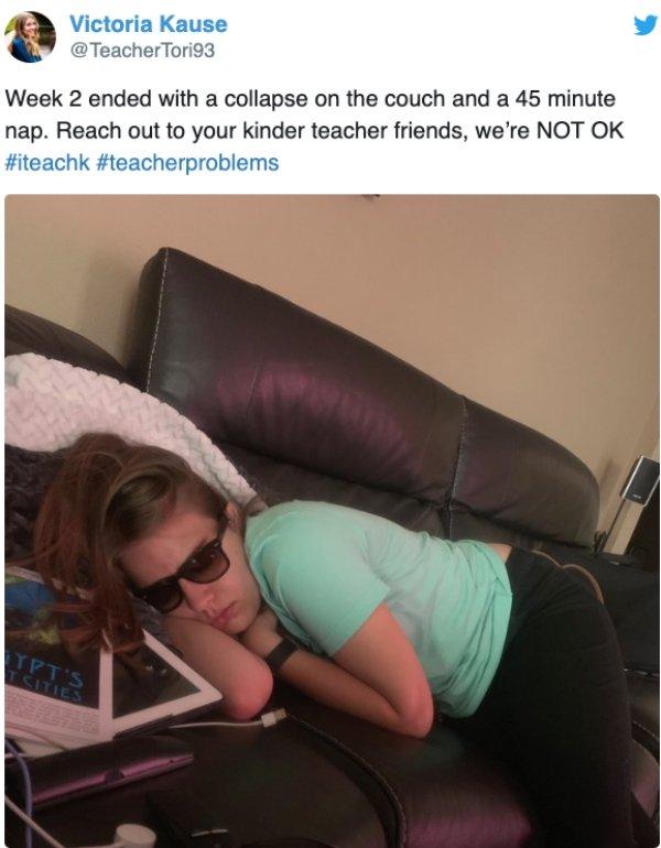 Teacher Memes About New School Year