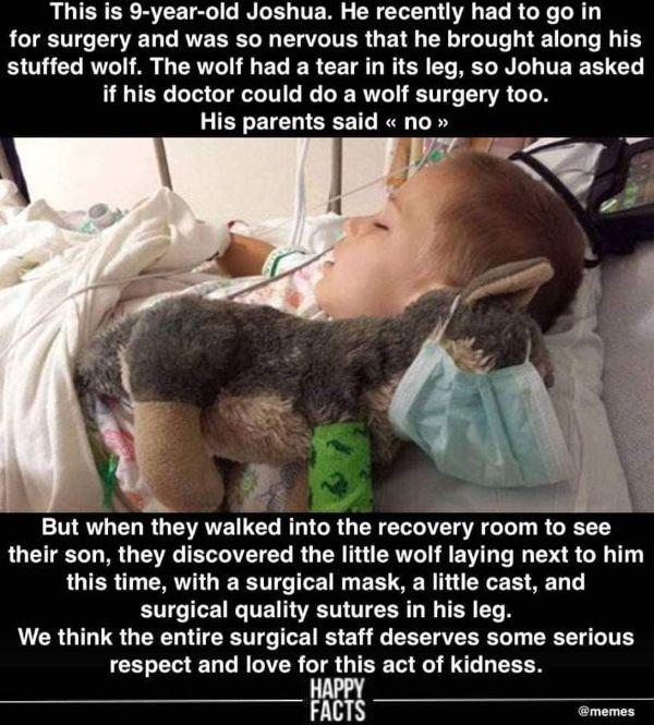 Touching Stories
