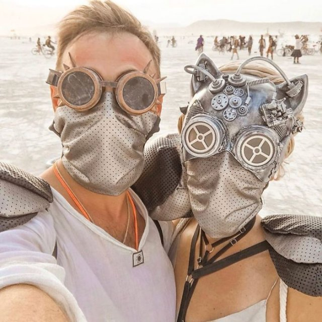 Photos From Burning Man 2019, part 2019