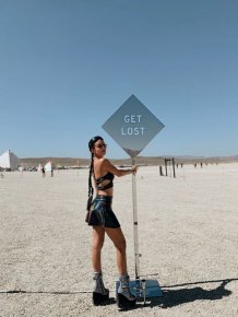 Photos From Burning Man 2019