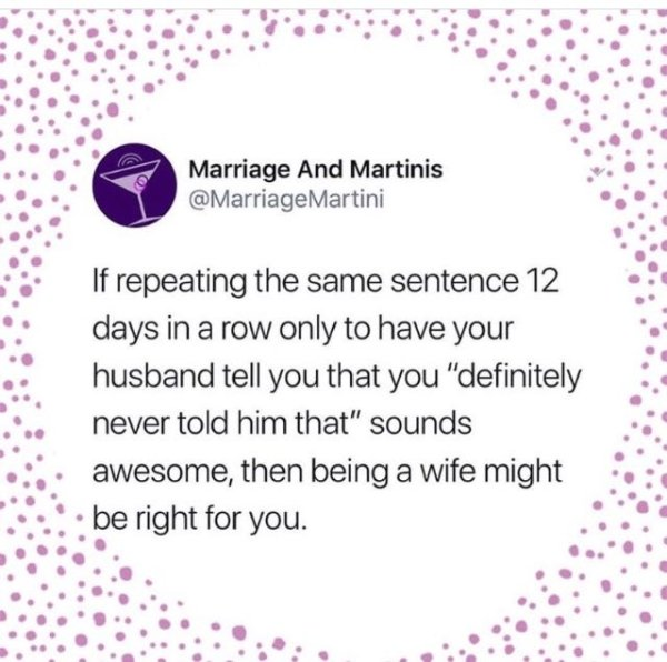 These Married Life Memes Are True And Funny