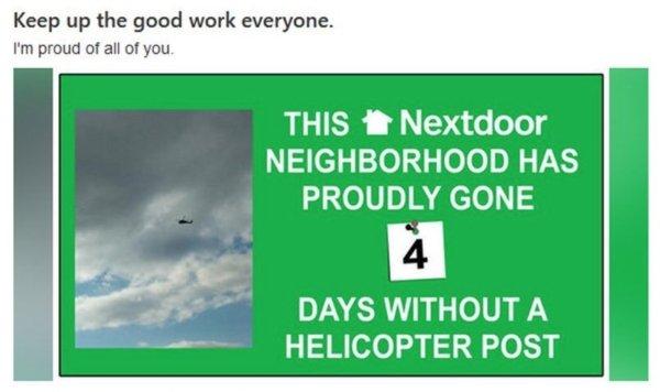 Funny And WTF NextDoor Posts
