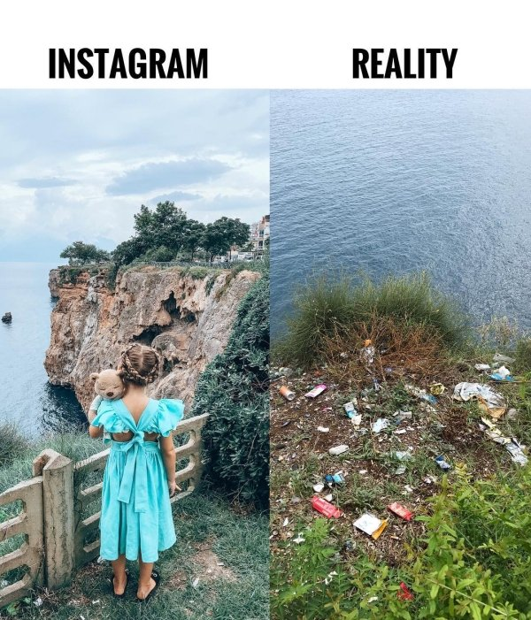 Instagram Vs Reality, part 7