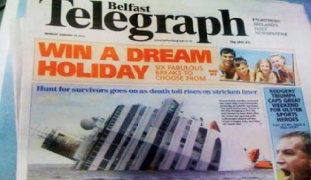 Hilarious Layout Fails