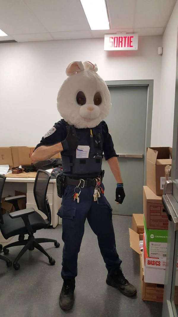 Fun At Work, part 10