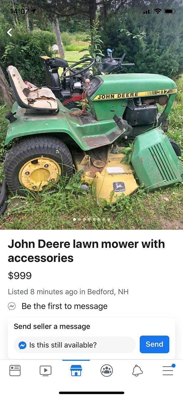 Weird Stuff On Sale