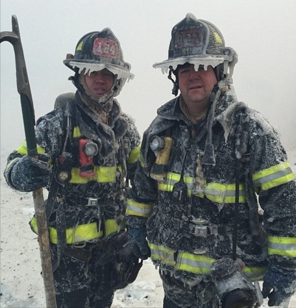 Brave Firefighters Are Always There To Help You