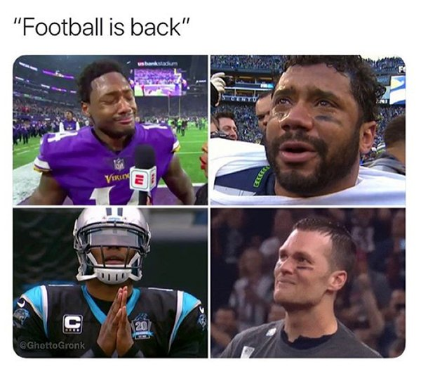 These Pictures Are For All NFL Fans Out There