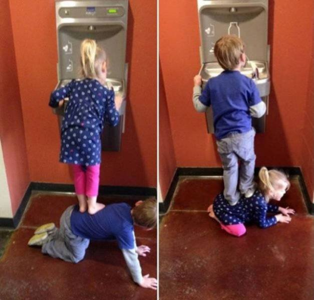 Siblings Are Like This