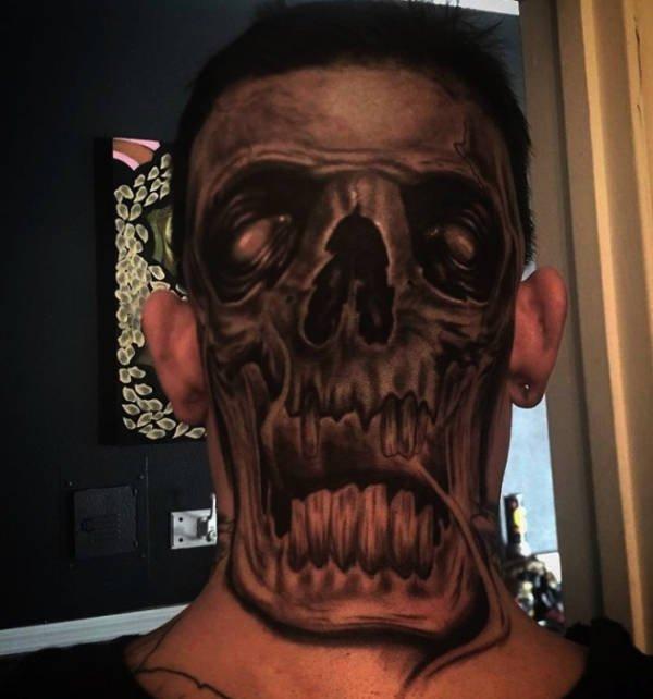 Strange Tattoos