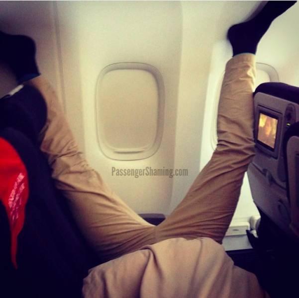 Passenger Shaming