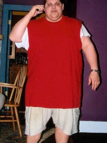 Man Loses 200 Pounds