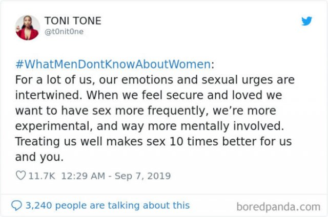 What Men Should Know About Women