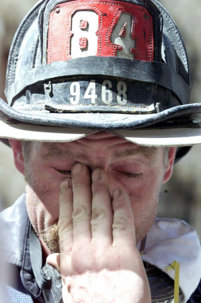 Heartbreaking 9-11 Photos