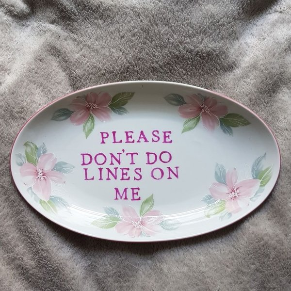 Very Ugly Plates