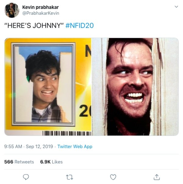 High School Students Dress Up As Pop Culture Icons For Their IDs