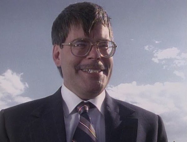 Stephen King As An Actor