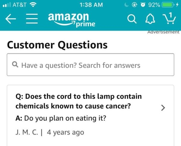 Not Very Useful Amazon Reviews And Replies
