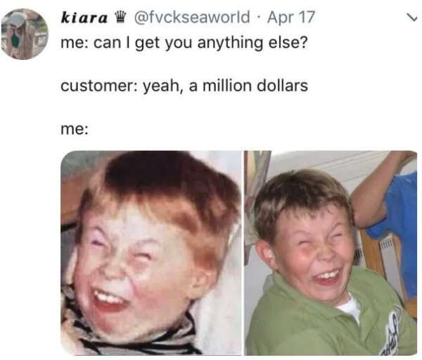 Tweets And Memes About Customer Service