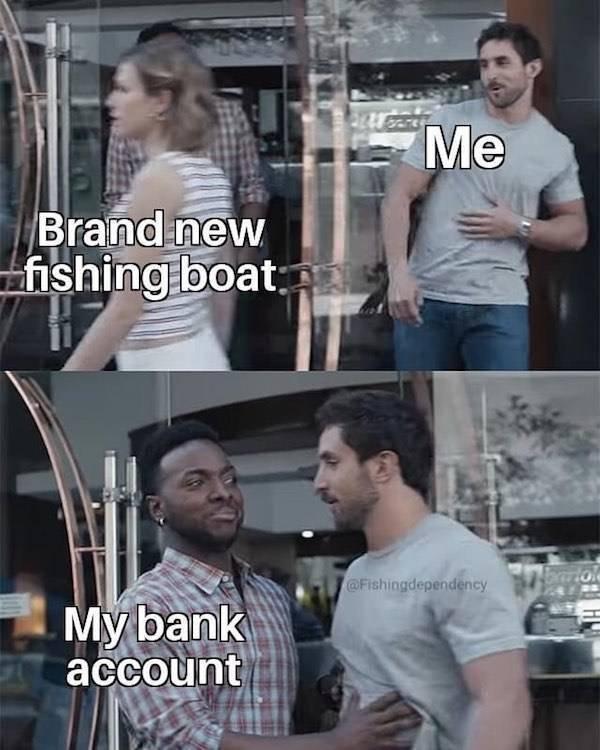 Fishing Memes, part 2