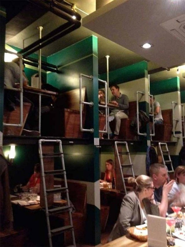 Bad Restaurant Designs