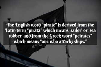 Facts About Pirates