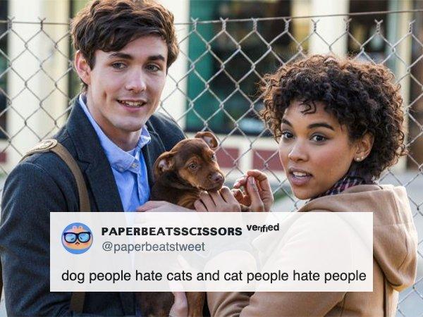 Dog People Vs Cat People