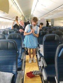 Michael James Schneider Trolls Awful Airplane Passengers
