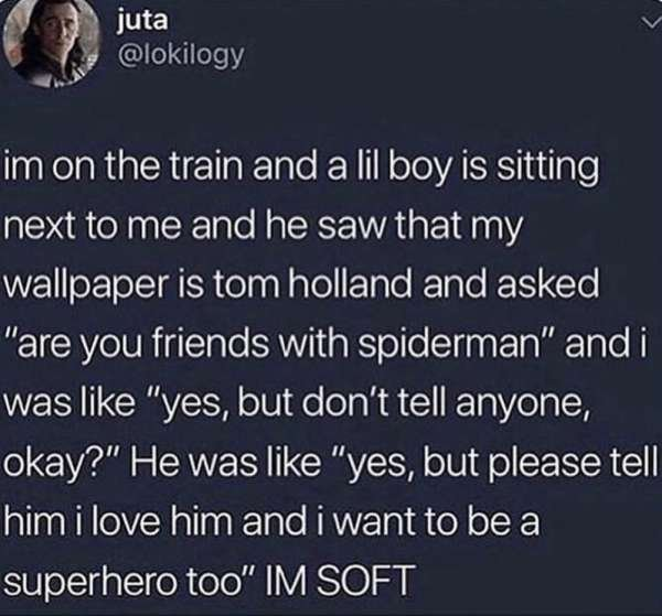Those Are So Wholesome
