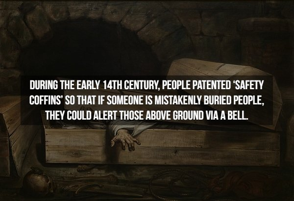 Scary Historical Facts