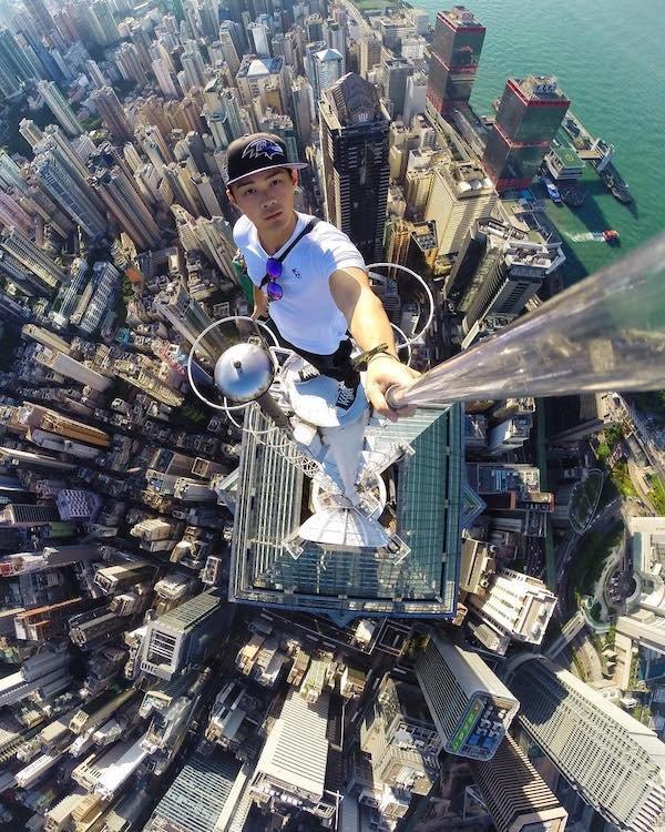Dangerous Selfies, part 2