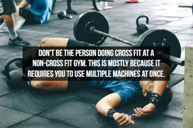 We Hate People Like This At The Gym