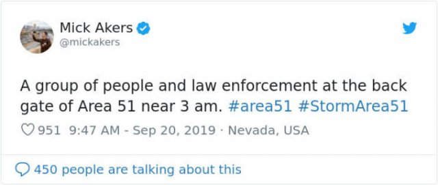 Area 51 Raid Was Not We All Expected It To Be